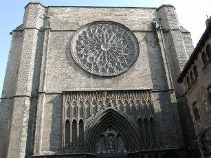 Barcelona_Santa_Maria_del_Pi_esternob